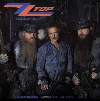 "ZZ Top - Rough Boy (12"", Maxi)"