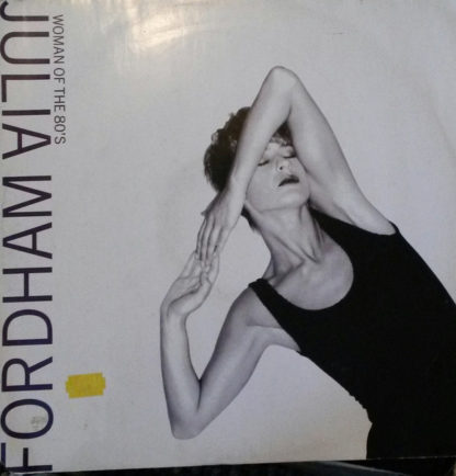 """Julia Fordham - Woman Of The 80's (12"""")"""
