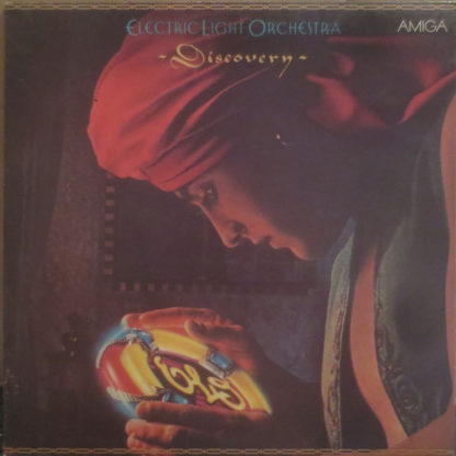 Electric Light Orchestra - Discovery (LP, Album, Red)