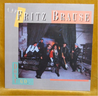 Fritz Brause - Don't Go (LP, Album)