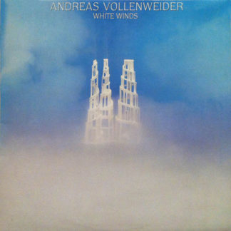 Andreas Vollenweider - White Winds (LP, Album)