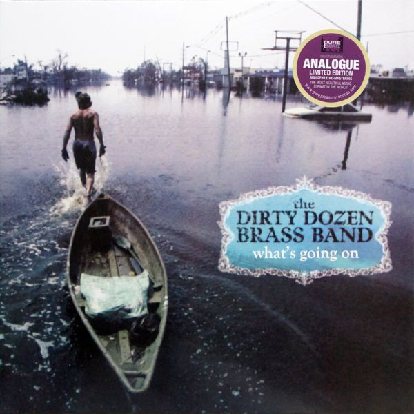 Dirty Dozen Brass Band - What`s Going On
