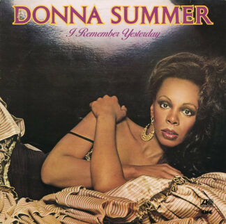 Donna Summer - I Remember Yesterday (LP, Album, P/Mixed)