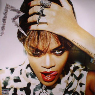 Rihanna - Talk That Talk (LP, Album)