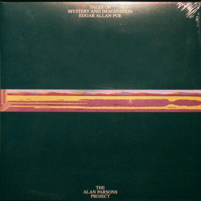 The Alan Parsons Project - Tales Of Mystery And Imagination (LP, Album, Gat)