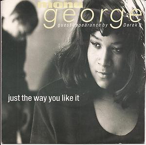 "Mona George - Just The Way You Like It (12"")"