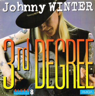Johnny Winter - 3rd Degree (LP, Album, RE)