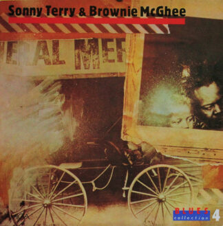 Sonny Terry & Brownie McGhee - Blues Collection 4 (LP, Album, RE)