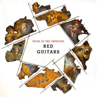 Red Guitars - Tales Of The Expected (LP, Album)