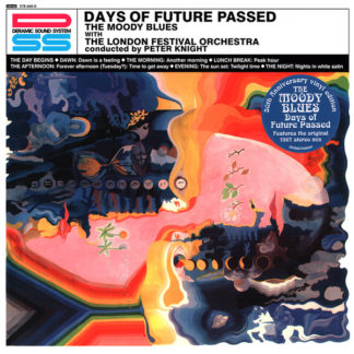 The Moody Blues - Days Of Future Passed (LP, Album, RE, RM, 180)