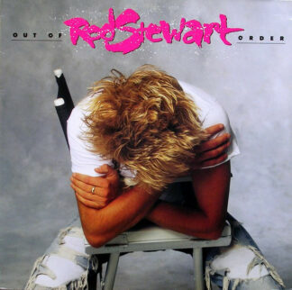 Rod Stewart - Out Of Order (LP, Album)