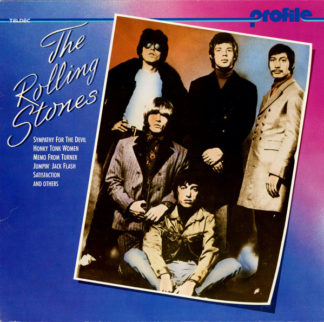 The Rolling Stones - Profile (LP, Comp)