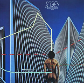 Yes - Going For The One (LP, Album, Tri)