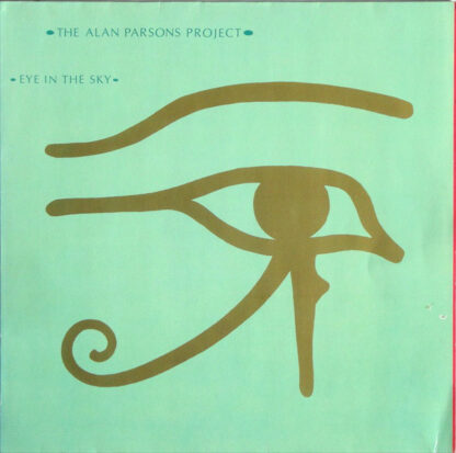 The Alan Parsons Project - Eye In The Sky (LP, Album, Club)