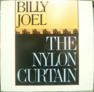 Billy Joel - The Nylon Curtain (LP, Album, Car)