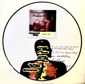 Various - Masculine Make-Over (LP, Comp, Ltd, Pic)