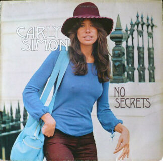Carly Simon - No Secrets (LP, Album, Club, RE)