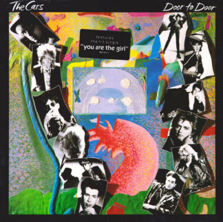 The Cars - Door To Door (LP, Album)