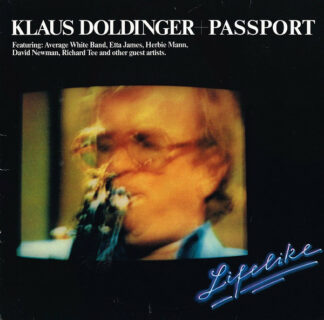 Klaus Doldinger + Passport (2) - Lifelike (2xLP, Album)