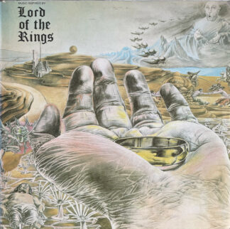 Bo Hansson - Music Inspired By Lord Of The Rings (LP, Album, RE)