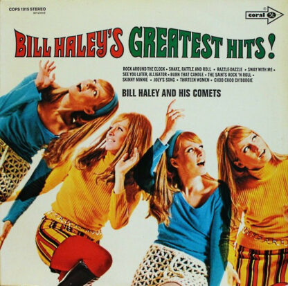Bill Haley And His Comets - Bill Haley's Greatest Hits! (LP, Comp)