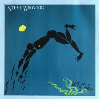Steve Winwood - Arc Of A Diver (LP, Album, RP)