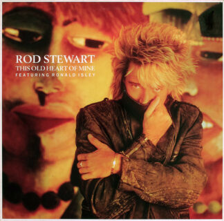"Rod Stewart Featuring Ronald Isley - This Old Heart Of Mine (12"", Single)"