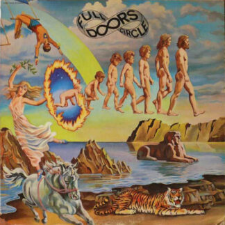 Doors* - Full Circle (LP, Album, San)