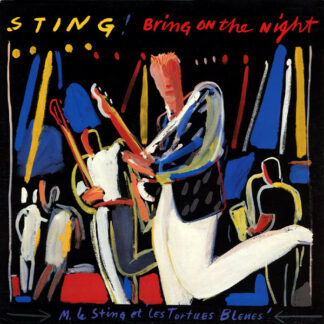 Sting - Bring On The Night (2xLP, Album)