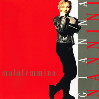 Gianna Nannini - Malafemmina (LP)