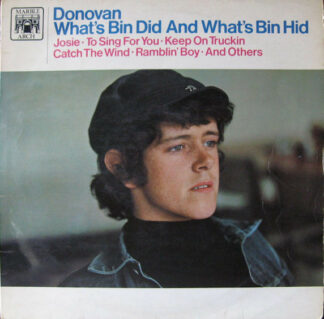 Donovan - What's Bin Did And What's Bin Hid (LP, Album, Mono, RE)