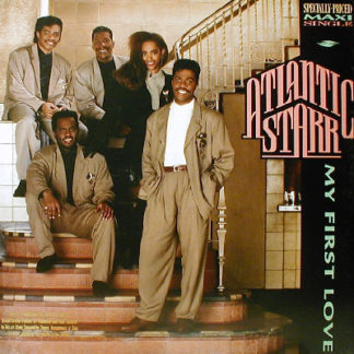 "Atlantic Starr - My First Love (12"")"
