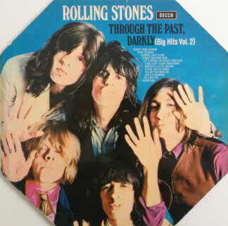 "Rolling Stones* - Through The Past, Darkly (Big Hits Vol. 2) (LP, Comp, ""Ro)"