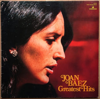 Joan Baez - Greatest Hits (LP, Comp, Club)
