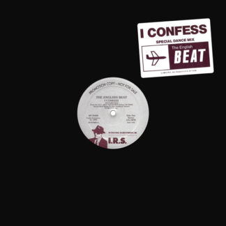 """The English Beat* - I Confess (Special Dance Mix) (12"""", Single, Promo)"""