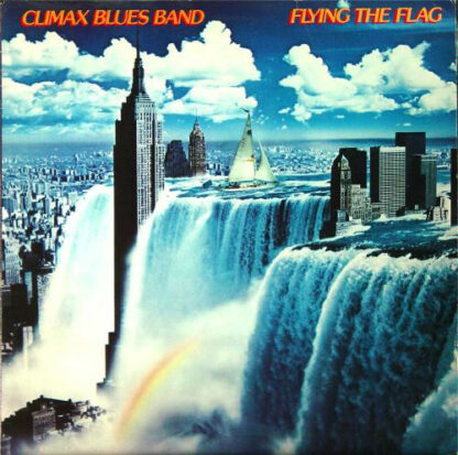Climax Blues Band - Flying The Flag (LP, Album)