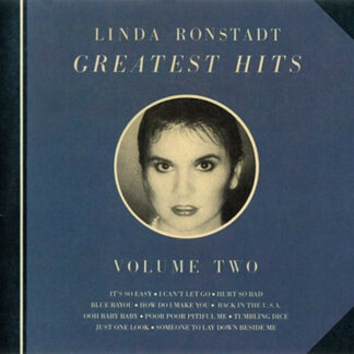 Linda Ronstadt - Greatest Hits Volume Two (LP, Comp, Gat)