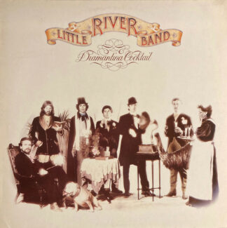 Little River Band - Diamantina Cocktail (LP, Album)