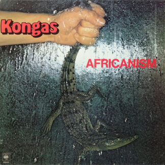 Kongas - Africanism (LP, RE)