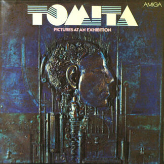 Tomita - Pictures At An Exhibition (LP, Album, RE)