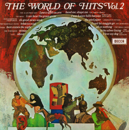 Various - The World Of Hits Vol. 2 (LP, Comp)