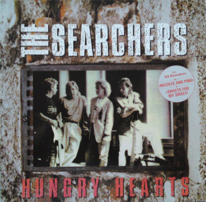 The Searchers - Hungry Hearts (LP, Album)