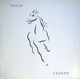 Poco (3) - Legend (LP, Album, RE)