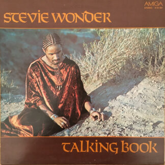 Stevie Wonder - Talking Book (LP, Album)