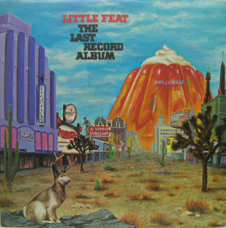 Little Feat - The Last Record Album (LP, Album)