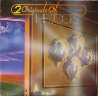 The Doors - 2 Originals Of The Doors (2xLP, Album, Comp)
