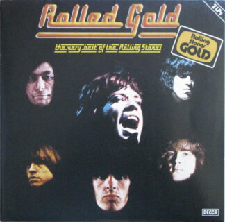 The Rolling Stones - Rolled Gold (The Very Best Of The Rolling Stones) (2xLP, Comp, RE)