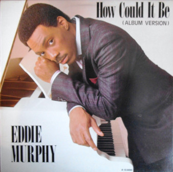 """Eddie Murphy - How Could It Be (12"""", Single)"""