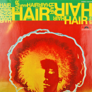 Various - The Original London Cast Of Hair - Hair (LP, RP)