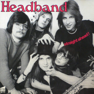 Headband (2) - Straight Ahead (LP, Album)